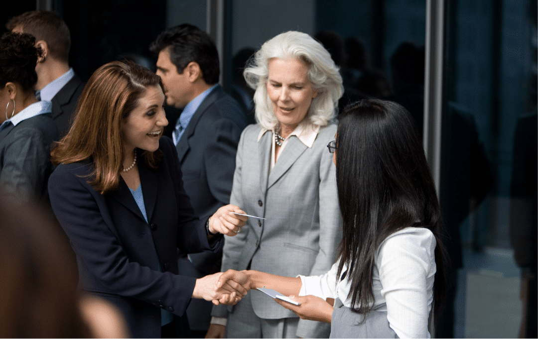 How to find your next job by networking